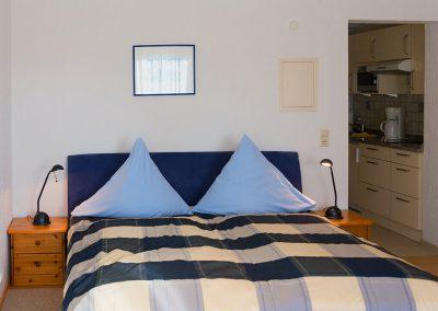 Zimmer 2: Die Betten