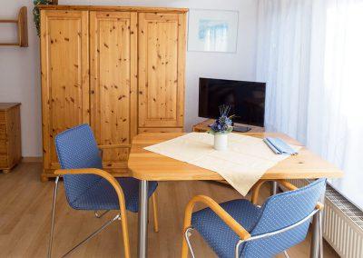 Zimmer 2: Sitzecke
