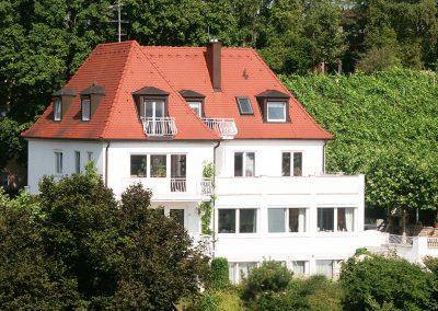 Das Gästehaus Schiff in Meersburg